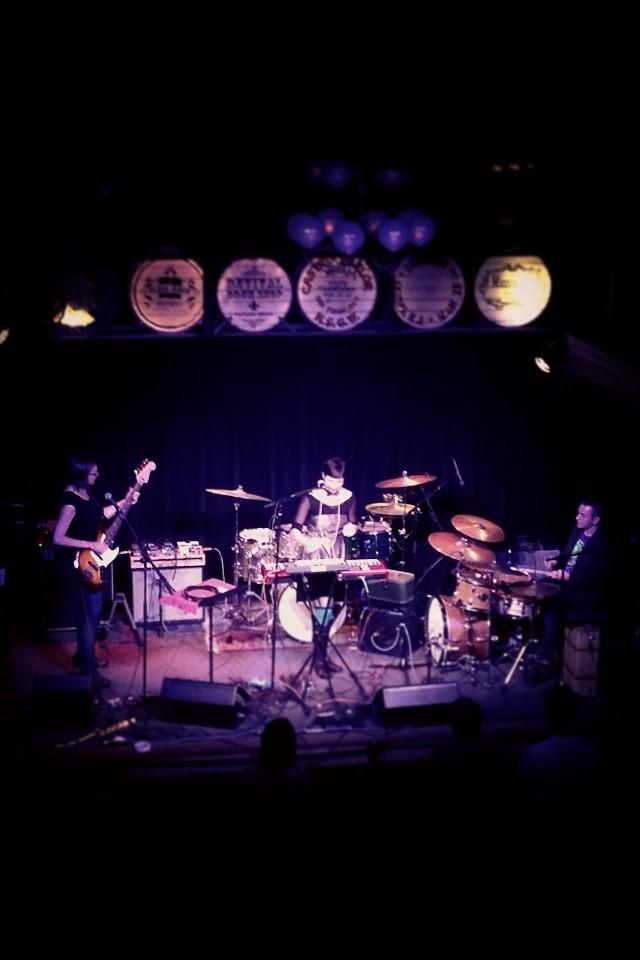 Live @ Mississippi Studios, Portland 7/11/14 photo: Carleen Nikzi